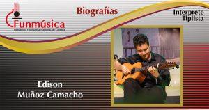 Edison Muñoz Camacho