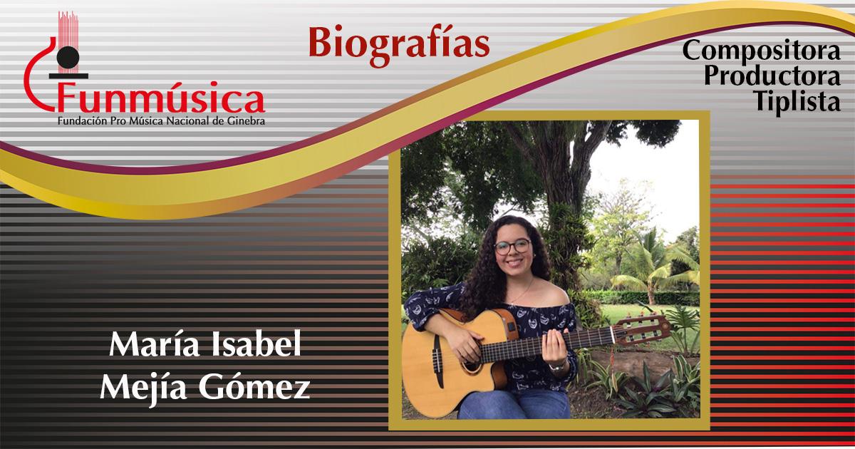 María Isabel Mejía Gómez