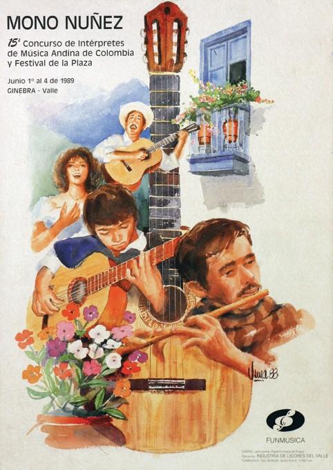 Afiche versi´pn 15