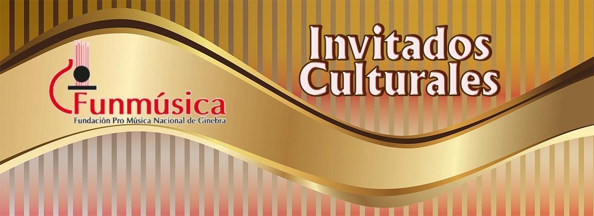 Invitados Culturales